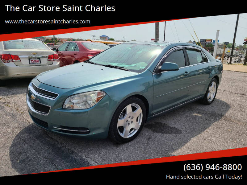2009 Chevrolet Malibu for sale at The Car Store Saint Charles in Saint Charles MO