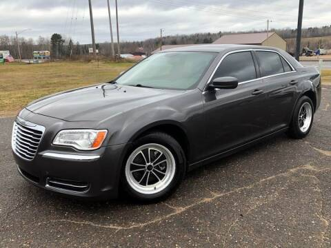2014 Chrysler 300 for sale at STATELINE CHEVROLET BUICK GMC in Iron River MI