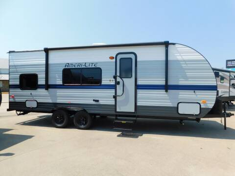 2022 Gulf Stream Ameri-Lite 248BH for sale at Motorsports Unlimited in McAlester OK