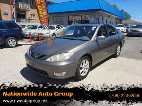 2006 Toyota Camry for sale at Nationwide Auto Group in Melrose Park IL