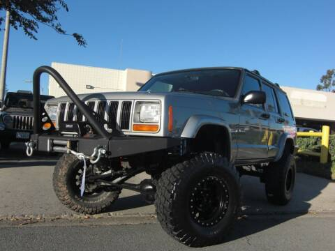 2000 Jeep Cherokee for sale at J'S MOTORS in San Diego CA