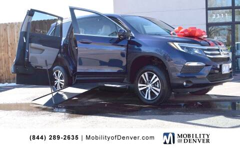 2018 Honda Pilot for sale at CO Fleet & Mobility in Denver CO