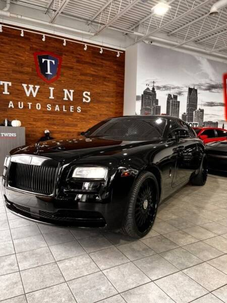 2014 Rolls-Royce Wraith for sale at Twins Auto Sales Inc Redford 1 in Redford MI