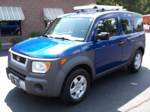 2004 Honda Element for sale at Depot Auto Sales Inc in Palmer MA