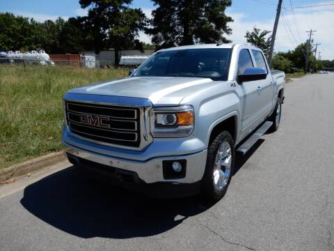 2015 GMC Sierra 1500 for sale at United Traders Inc. in North Little Rock AR