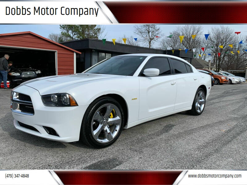 2014 Dodge Charger for sale at Dobbs Motor Company in Springdale AR