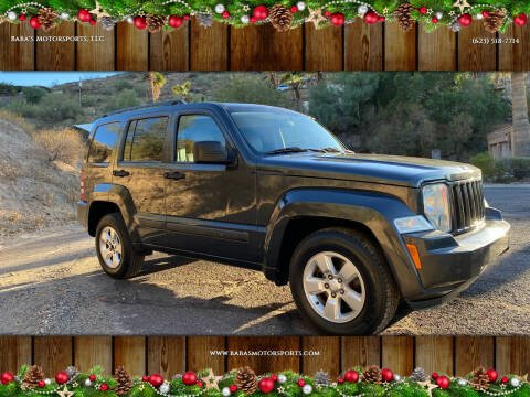 2011 Jeep Liberty for sale at Baba's Motorsports, LLC in Phoenix AZ