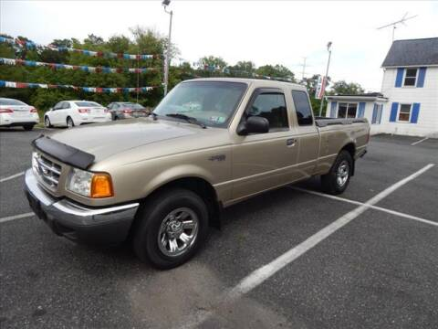 2001 Ford Ranger for sale at Elite Motors INC in Joppa MD