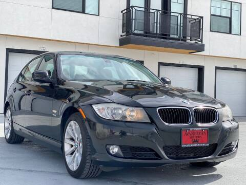 2011 BMW 3 Series for sale at Avanesyan Motors in Orem UT