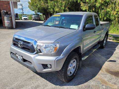 2015 Toyota Tacoma for sale at Integrity Auto 2.0 in Saint Albans VT