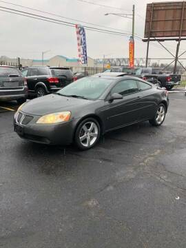 2006 Pontiac G6 for sale at US 24 Auto Group in Redford MI