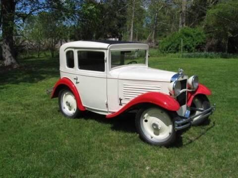 1932 Austin Bantam