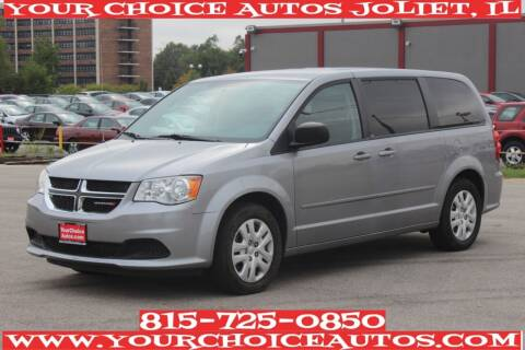2014 Dodge Grand Caravan for sale at Your Choice Autos - Joliet in Joliet IL