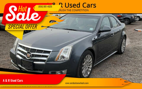2011 Cadillac CTS for sale at A & R Used Cars in Clayton NJ