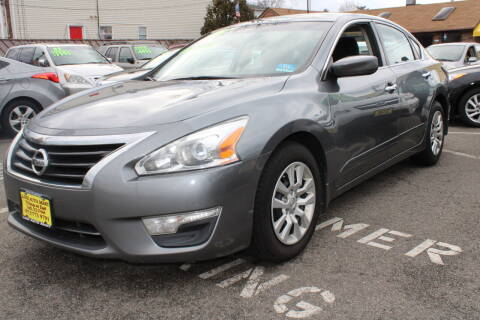 2015 Nissan Altima for sale at Lodi Auto Mart in Lodi NJ