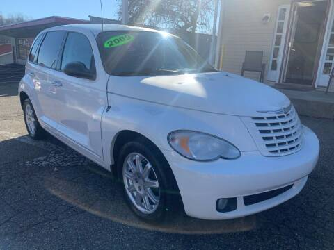 2009 Chrysler PT Cruiser for sale at G & G Auto Sales in Steubenville OH