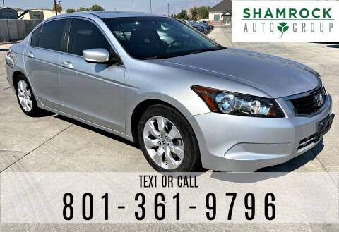 2010 Honda Accord for sale at Shamrock Group LLC #1 in Pleasant Grove UT