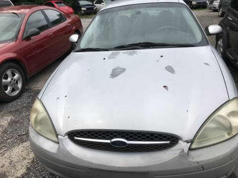 2002 Ford Taurus for sale at USA 1 of Dalton in Dalton GA