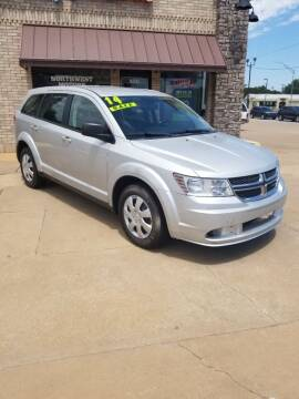 2014 Dodge Journey for sale at NORTHWEST MOTORS in Enid OK