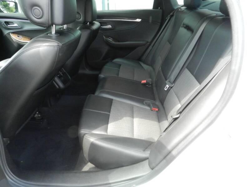 2014 Chevrolet Impala LT 4dr Sedan w/1LT - Russellville OH