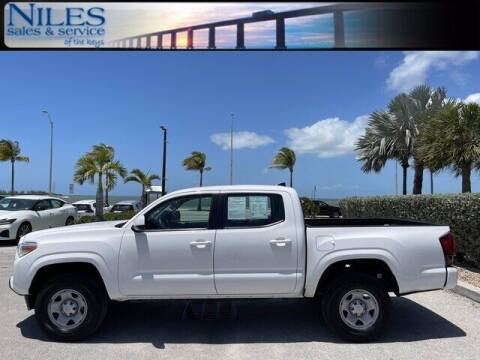 2018 Toyota Tacoma for sale at Niles Sales and Service in Key West FL