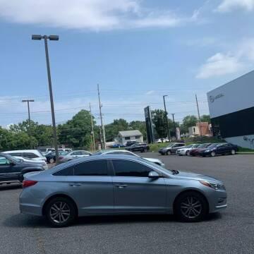 2015 Hyundai Sonata for sale at CRS 1 LLC in Lakewood NJ