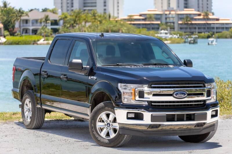2020 Ford F-150 for sale at PAUL YODER AUTO SALES INC in Sarasota FL