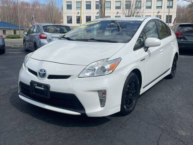 2012 Toyota Prius for sale at All Star Auto  Cycle in Marlborough MA