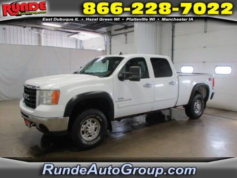 2008 GMC Sierra 2500HD for sale at Runde Chevrolet in East Dubuque IL