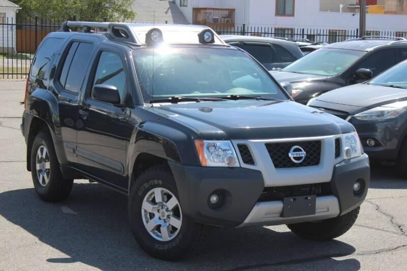 2012 Nissan Xterra for sale at Car Bazaar INC in Salt Lake City UT
