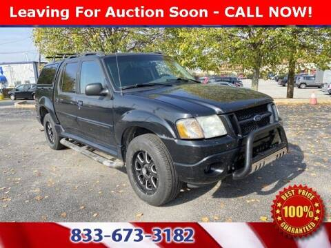 2004 Ford Explorer Sport Trac for sale at Glenbrook Dodge Chrysler Jeep Ram and Fiat in Fort Wayne IN
