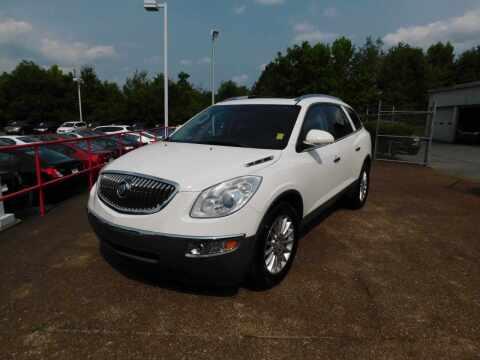 2012 Buick Enclave for sale at Paniagua Auto Mall in Dalton GA