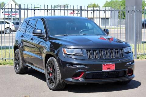 2014 Jeep Grand Cherokee for sale at Avanesyan Motors in Orem UT