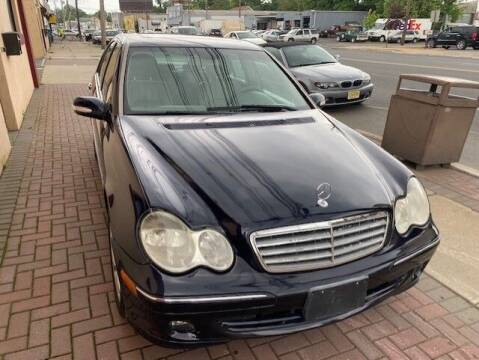 2007 Mercedes-Benz C-Class for sale at Auto Legend Inc in Linden NJ