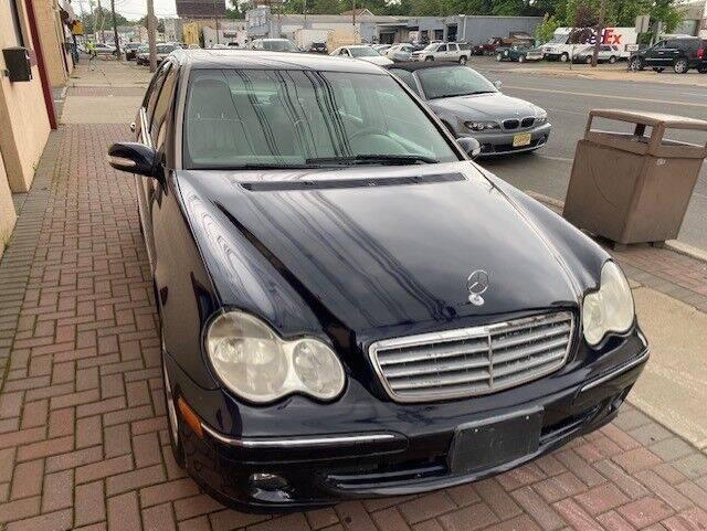 2007 Mercedes-Benz C-Class for sale at Auto Legend Inc in Linden NJ