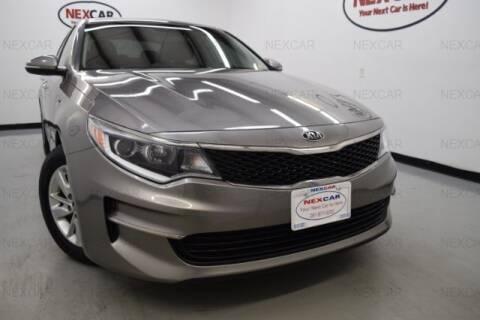 2016 Kia Optima for sale at Houston Auto Loan Center in Spring TX