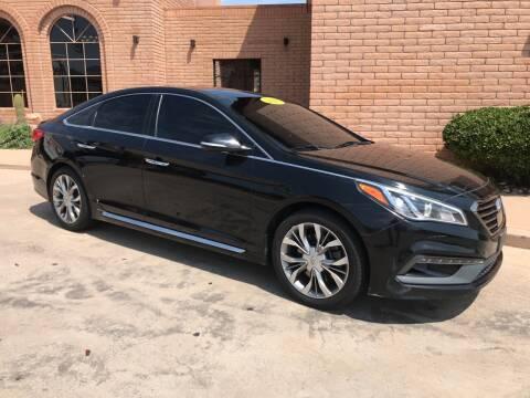 2015 Hyundai Sonata for sale at Freedom  Automotive in Sierra Vista AZ