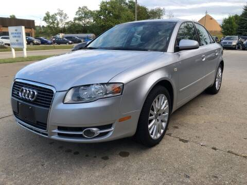 2006 Audi A4 for sale at Renaissance Auto Network in Warrensville Heights OH
