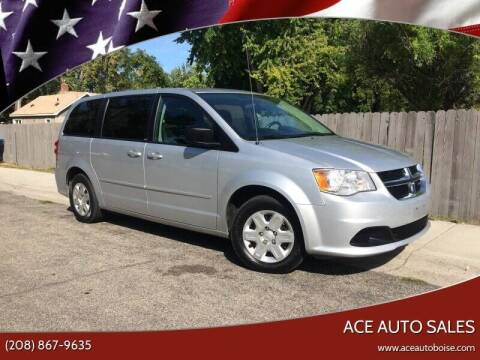 2012 Dodge Grand Caravan for sale at Ace Auto Sales in Boise ID