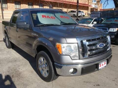 2011 Ford F-150 for sale at R & D Motors in Austin TX