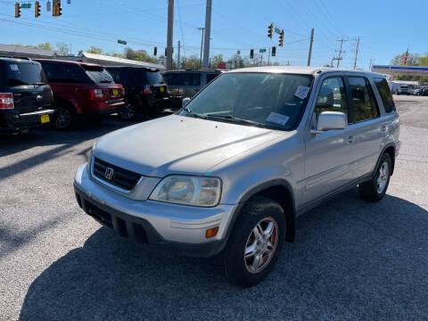 2001 Honda CR-V for sale at Diana Rico LLC in Dalton GA