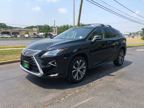 2017 Lexus RX 350 for sale at iCar Auto Sales in Howell NJ