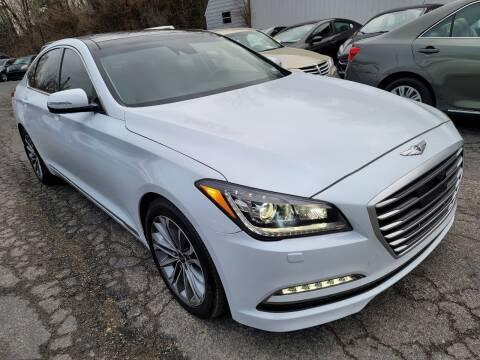 2015 Hyundai Genesis for sale at BHT Motors LLC in Imperial MO