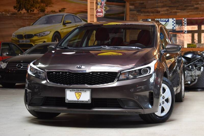 2018 Kia Forte for sale at Chicago Cars US in Summit IL