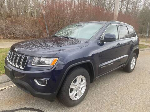 2014 Jeep Grand Cherokee for sale at Padula Auto Sales in Braintree MA