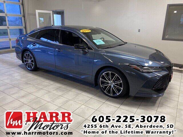 2019 Toyota Avalon for sale at Harr's Redfield Ford in Redfield SD