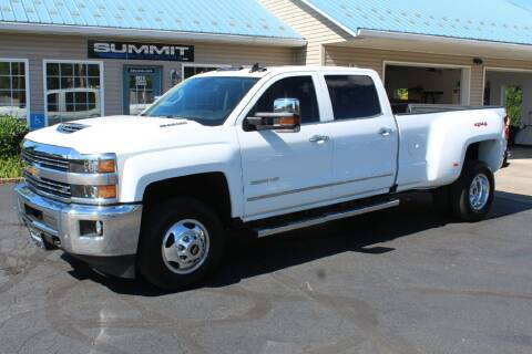 2019 Chevrolet Silverado 3500HD for sale at Summit Motorcars in Wooster OH