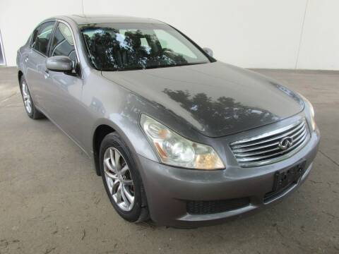 2007 Infiniti G35 for sale at QUALITY MOTORCARS in Richmond TX