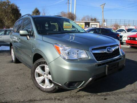 2016 Subaru Forester for sale at Unlimited Auto Sales Inc. in Mount Sinai NY
