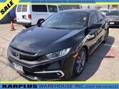 2019 Honda Civic for sale at Karplus Warehouse in Pacoima CA